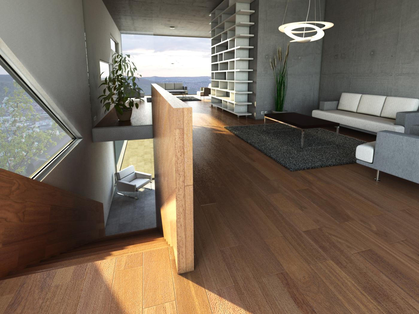 Visualisierung Innenraum FX Design